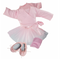 "Gotz Doll 18"" Clothes - Prima Ballerina - Simply Green Baby"