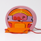 Grimm's Mobile Home Pink-Orange - Simply Green Baby