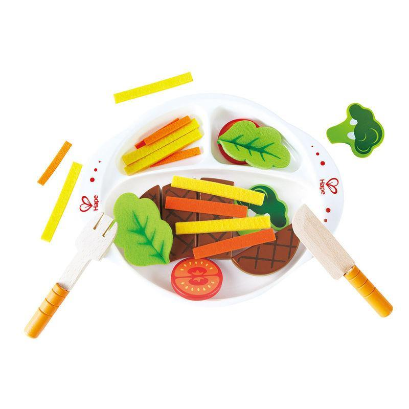 Hape Hearty Home-Cooked Meal - Simply Green Baby