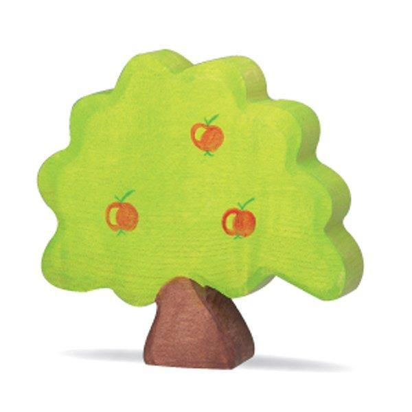 Holztiger - Apple Tree, Small - Simply Green Baby