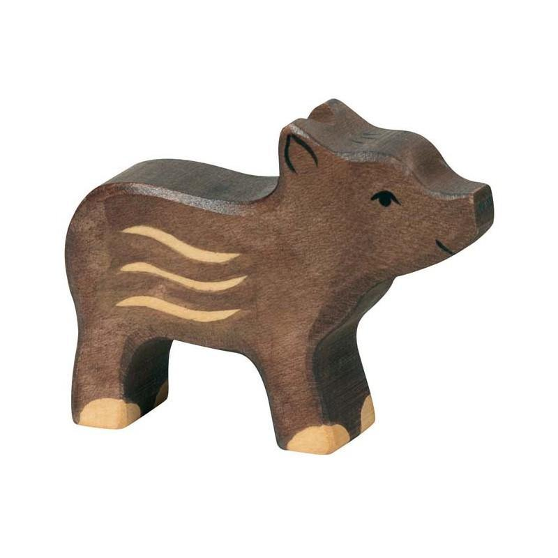 Holztiger - Wild Boar, Young - Simply Green Baby
