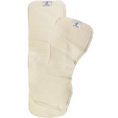 Kanga Care 6r Soaker Inserts - Bamboo - Simply Green Baby