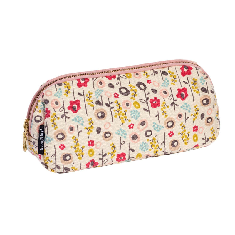 Keep Leaf Organic Make Up - Pencil Case - Bloom - Simply Green Baby