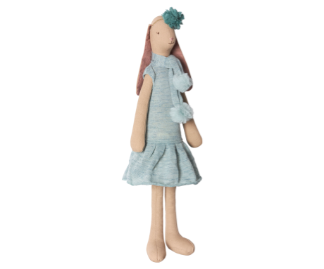 Maileg Medium Bunny - Wendy - Simply Green Baby