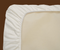 Naturepedic Organic White Crib Sheet - Simply Green Baby