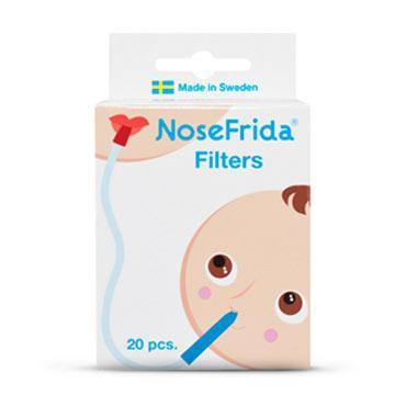 NoseFrida Replacement Filters - Simply Green Baby