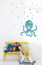 Octopus Cushion - Simply Green Baby