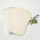 Oko Creation Organic Cotton Baby Wipes - 4 Pack - Simply Green Baby