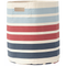 Pehr Designs Storage Hamper - Stripe Blue - Simply Green Baby