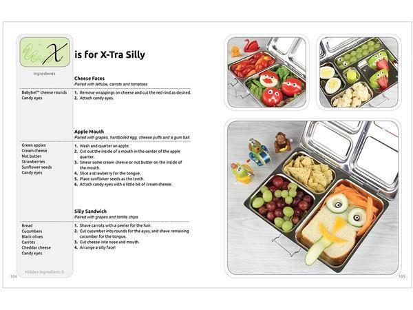 PlanetBox Cook Book - Simply Green Baby