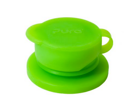 Pura Stainless Silicone Sport Top - Green