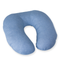 Pure Rest Organic EcoWool Nursing Pillow - Blue - Simply Green Baby