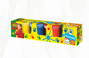 SES Creative Washable Finger Paints - Simply Green Baby
