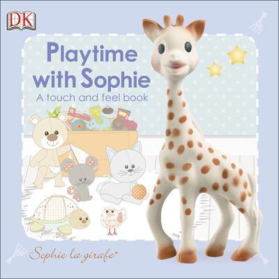 Sophie la girafe: Playtime With Sophie - Simply Green Baby
