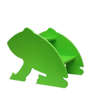 Step Stool - Frog - Simply Green Baby