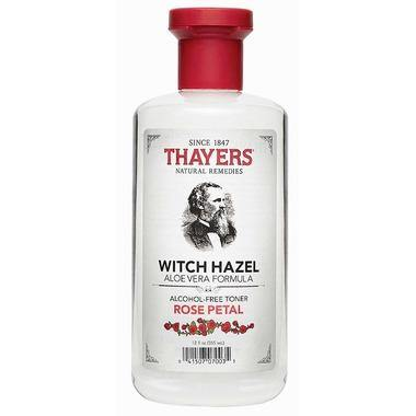 Thayer Witch Hazel Alcohol-Free Rose Petal - Simply Green Baby