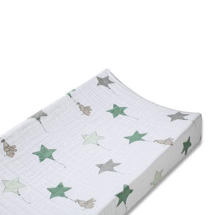 Up Up and Away - Changing Pad - Simply Green Baby