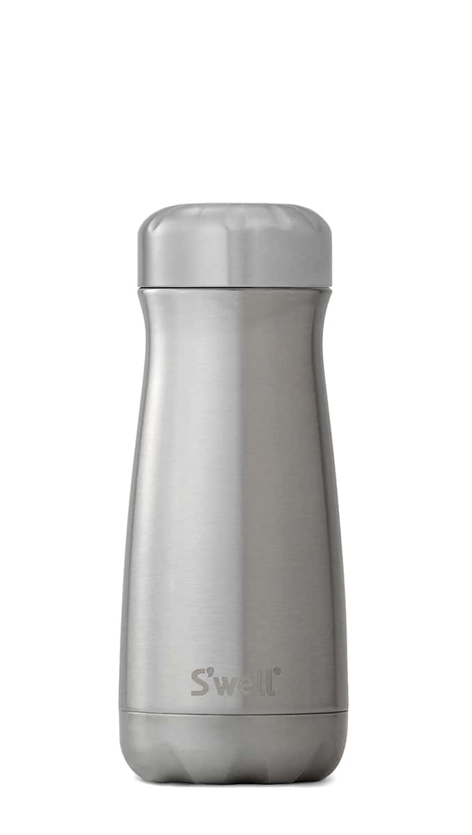 S'Well Traveker - Silver Lining, 16oz