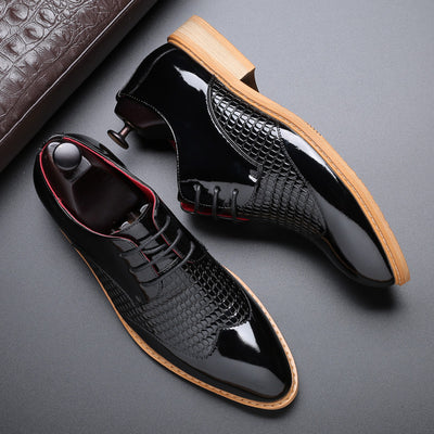 Luxury Business  Leather Oxford