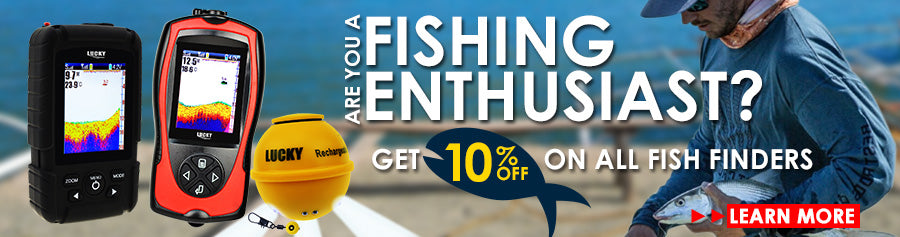 Discount Code for Fish Finders