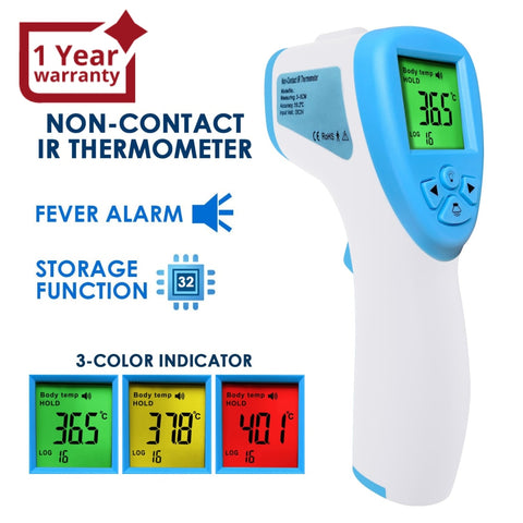 The-291 Non-Contact Forehead Lr Thermometer Infrared Human Body Surface Temperature Measurement