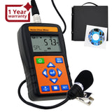 St-130 Noise Dose Meter Datalogger Sound Level Data Logging A / C Z Weighting