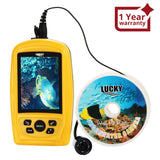 Ff-3308-8 Lucky Portable Underwater Fishing & Inspection Camera Video System Kit W/ 3.5Inch Handheld