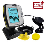 Ff-918N2 Lucky 2-In-1 Fish Finder 100M (Wired) / 45M (Wireless) Depth Sounder Sensor Transducer