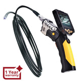 N04Nts-200_3M Detachable 3.5 Inspection Camera 8.2Mm Endoscope 360° Rotate Borescope + 3M Cable