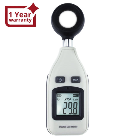 Lux-31 Digital Light Mini Lux Meter Measurement Range 0 ~ 200 Lux / 18 500 Fc Portable Instrument