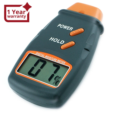 Mdn-814 Wood Moisture Meter Tester 4 Pin 5% - 40% New Design