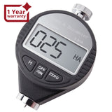 560-10A Shore A Digital Hardness Meter Durometer 0~100HA, Rubber Tire with LCD Display Pocket Size Tester - Gain Express