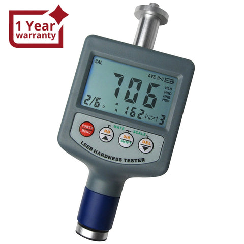 Hm-6561 Portable Digital Rebound Leeb Hardness Tester Gauge Meter Hardness Tester
