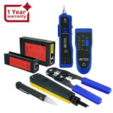 Nf-1107 Network Cable Testing Diagnostic Tool Kit Set- Ethernet Lan Tester Wire Tracker Voltage