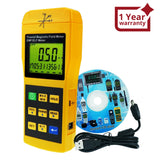 Tm-192D Digital Mini Triple Axis 2000Hz Emf Elf Magnetic Field Meter Gauss 2000Mg Datalogger With