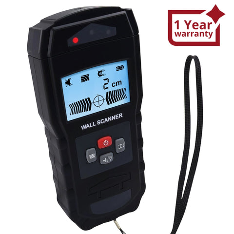 Std-279 Stud Finder Digital Wall Scanner 4 In 1 Detector Wood Live Ac Wire Metal Detection Sensor