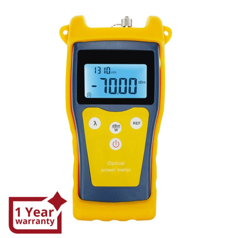 Nf-906C New Fiber Optical Optic -50 ~ +26 Dbm Power Meter Tester Fault Locator Fc Sc St Lc For Catv