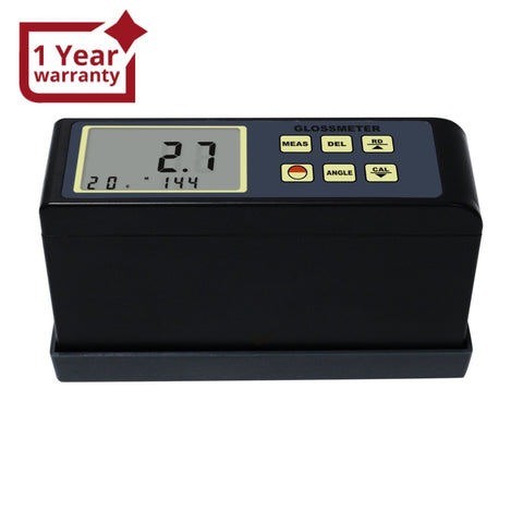 Gm-247 Gloss Surface Reflection 0.1-200 Gu Tester Meter 20° 45° 75° Rehargeable Reflectometer