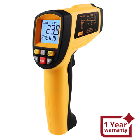 The-266 Lasergrip Non-Contact Digital Laser Infrared Gun Celsius And Fahrenheit High Temperature