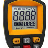 Ir-G1650 Digital 50:1 Pro Ir Thermometer 1650°C 3002°F Adjustable