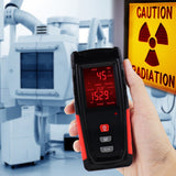 Emf-280 Digital Emf Tester Electric And Magnetic Field Radiation Detector Dosimeter Temperature