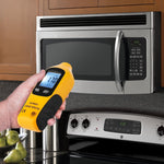 Lkd-51 Professional Microwave Oven Leakage Radiation Detector Meter Tester With Backlight & Built-In