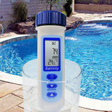 837-2 Salinity & Temp Meter Pen Type Salt Water Quality Tester ATC NaCl, 9999 ppm / 100.0ppt/ 10% / 0.95-1.08 SG Measurement Units 3-in-1 Checker for Saltwater Aquarium Pond Food Pool Cooking Seawater - Gain Express