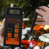 Ph-0131 Digital Ph / Orp Mv Temperature Meter Water Quality Tester With Atc Replaceable Electrode