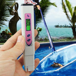 Ph-001 Pen-Type Ph Meter Digital Water Quality Tester 0~14Ph For Hydroponics Aquarium Pool Wine Cola