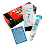 836-1 Digital Conductivity TDS Meter, ppm ppt uS mS °C/°F Pentype Water Quality Tester with ATC - Gain Express