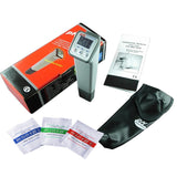 869-0 Professional pH Temperature Meter Tester °C /°F ±0.05pH High Accuracy Portable Water Quality Device - Gain Express
