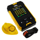 Ff-218Tpa Lucky Fish Finder Color Display Fishfinder Fishing Locator Wireless Sonar Sensor 45M