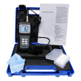 Wm-106 Digital Whiteness Meter 0 ~ 120 Portable Leucometer Tester 254 Data Memory Handheld Check For