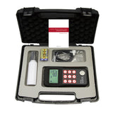 Mt150 Portable Digital Ultrasonic Thickness Gauge 0.75 ~ 300Mm 4.5 Digits Lcd Display With El